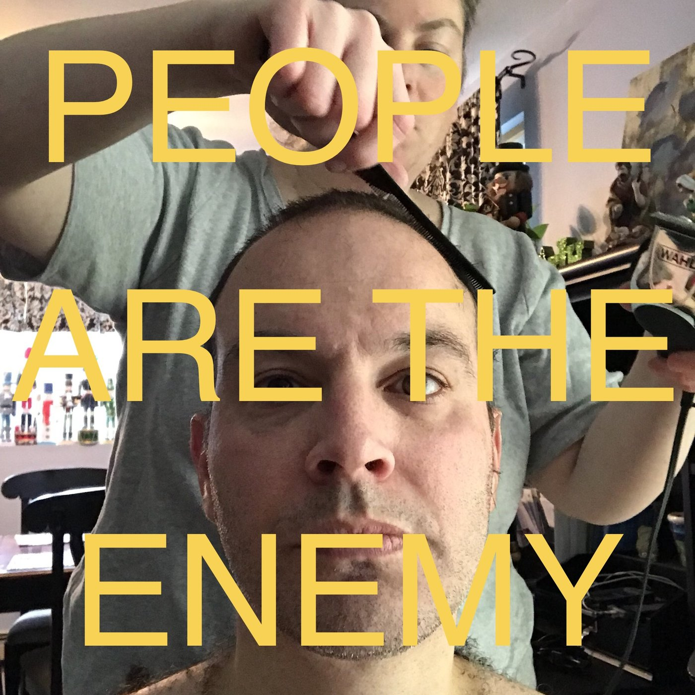 PEOPLE ARE THE ENEMY show art