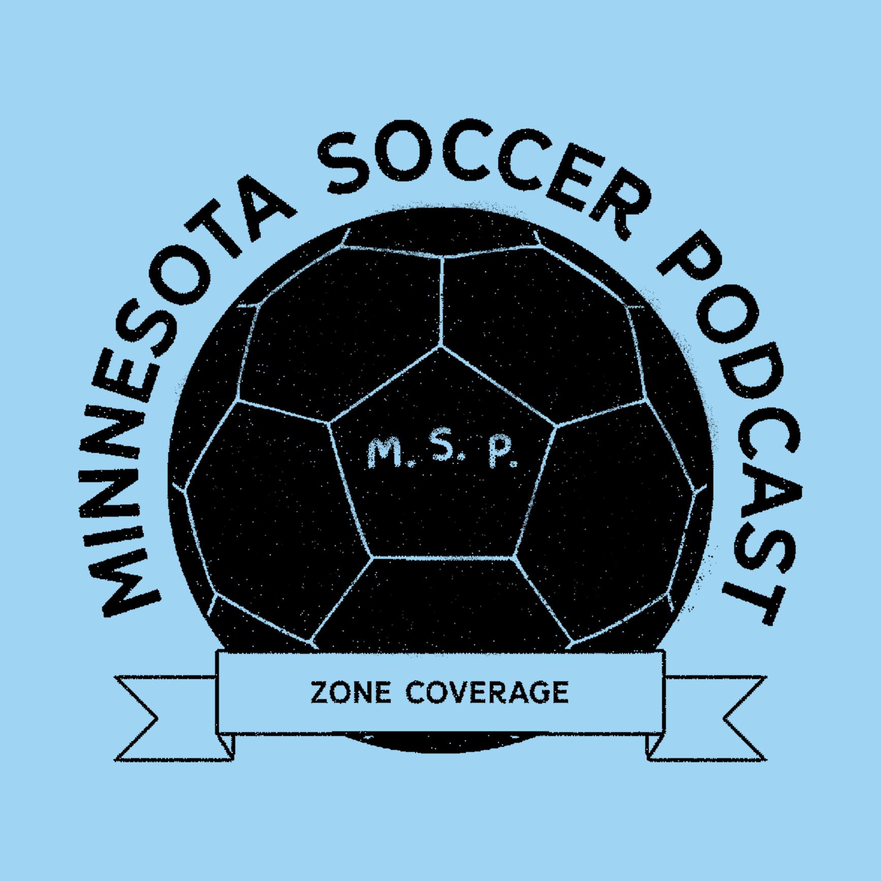 The Minnesota Soccer Podcast show art