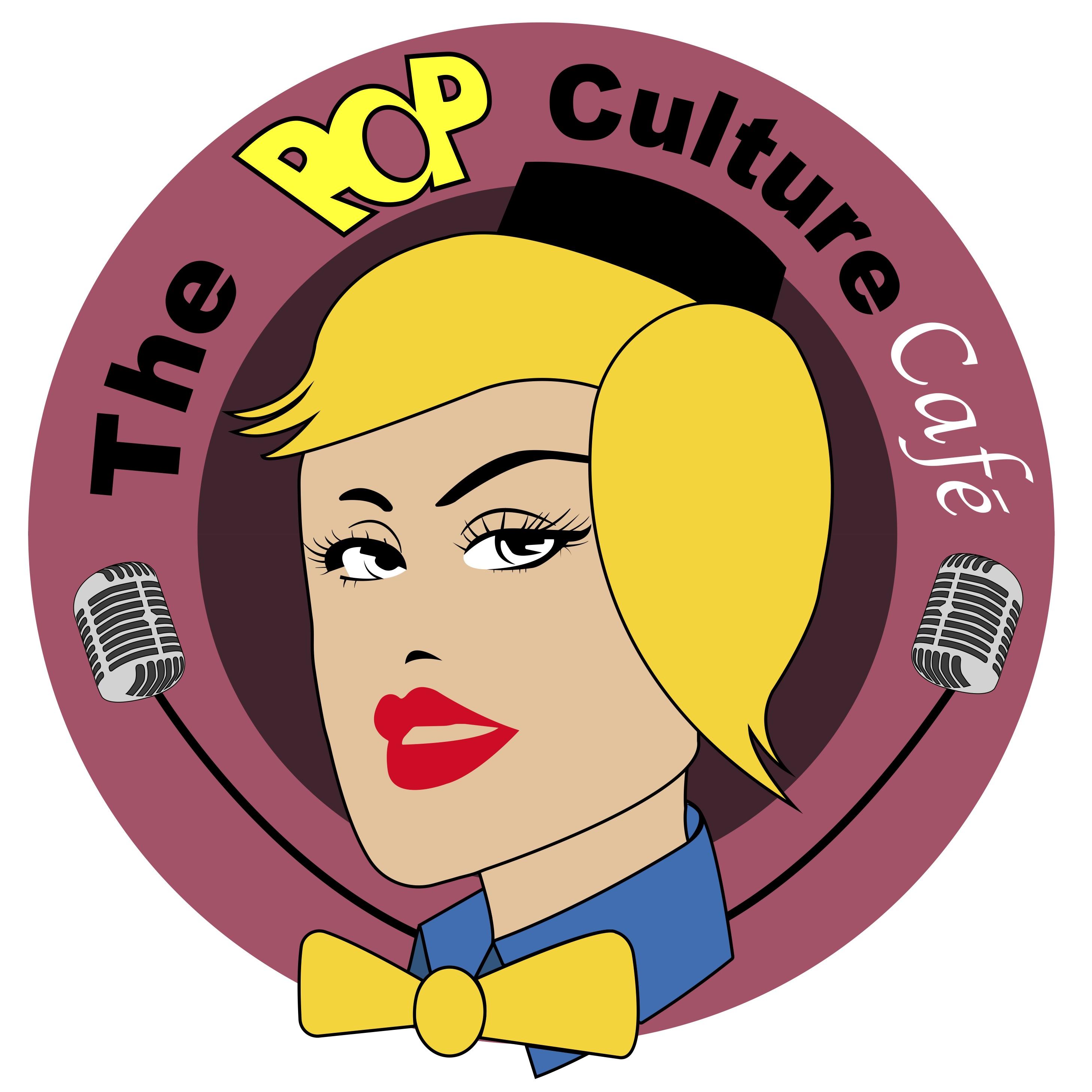 The Pop Culture Cafe show art
