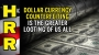 Artwork for Dollar currency counterfeiting is the GREATER LOOTING of us all