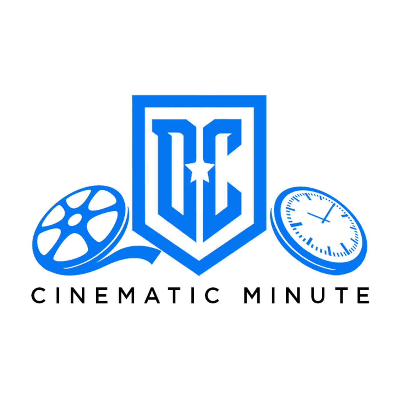 DC Cinematic Minute show art