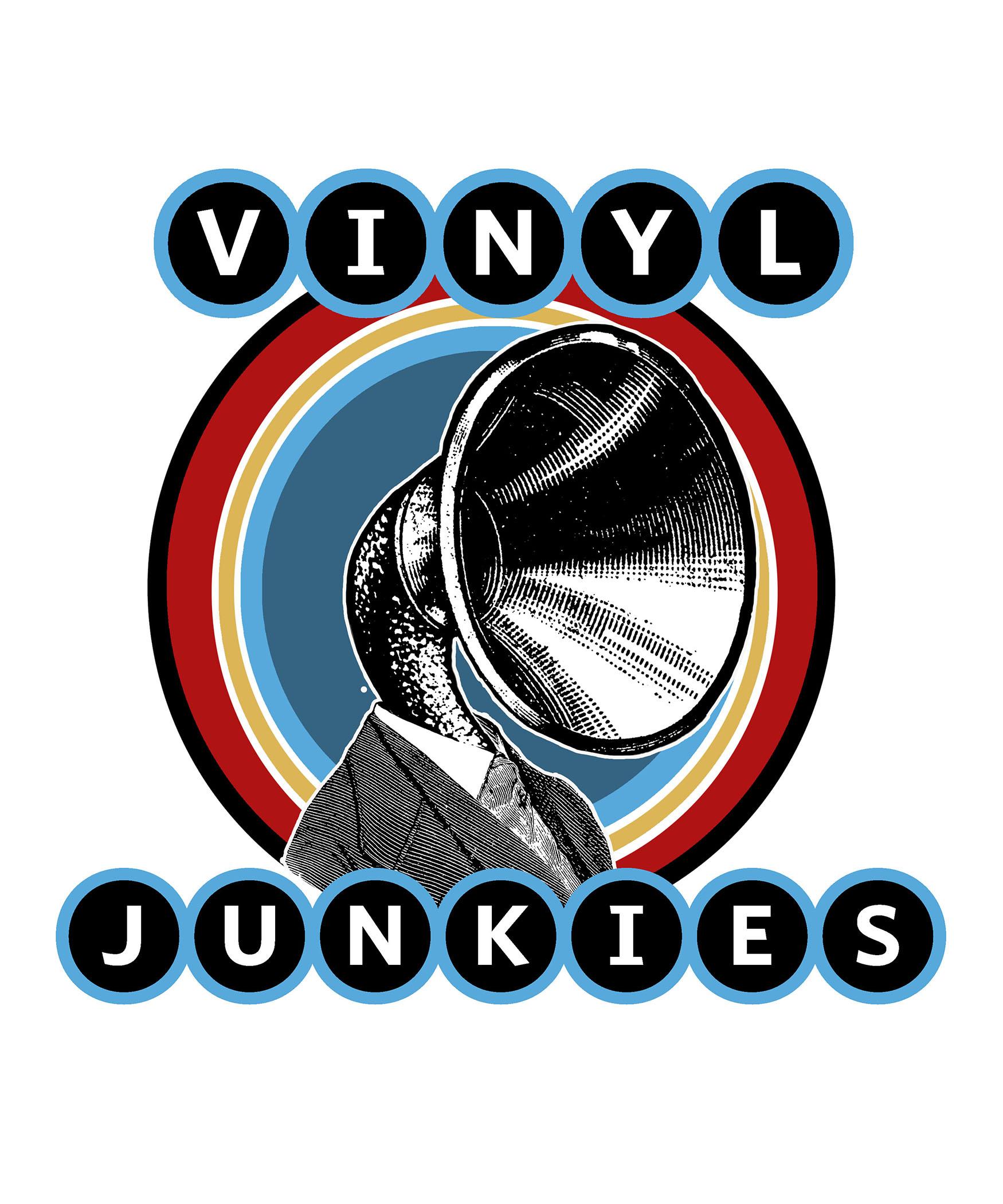 Artwork for Vinyl Junkies Ep. 18: Making Vinyl, Meeting Jack White & DMC