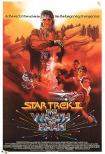 Set Faces To Stunned Special - STAR TREK II: THE WRATH OF KHAN Commentary track.