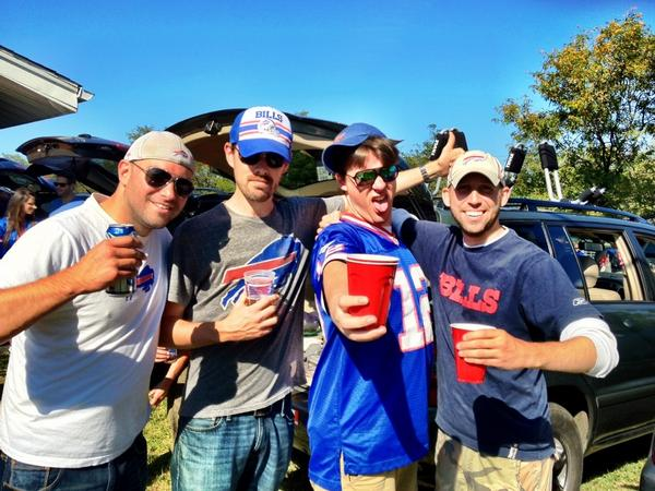 Bonus Episode: Live from One Bills Drive