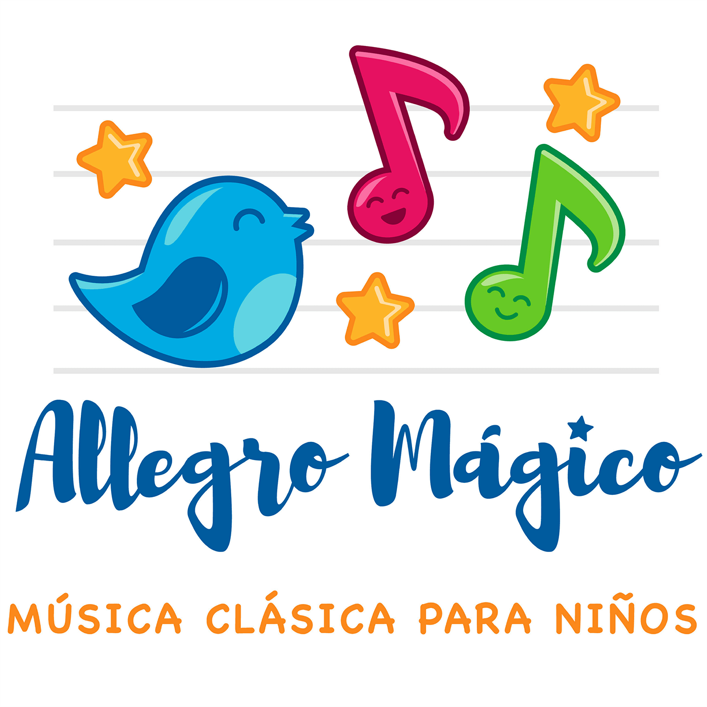Allegro Mágico, Música clásica para niños show art