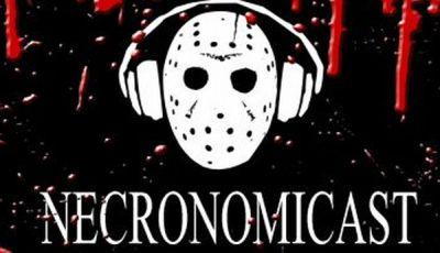 Necronomicast logo