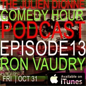 13- Ron Vaudry