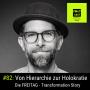 Artwork for 082: Von Hierarchie zur Holokratie - Die FREITAG Transformation Story