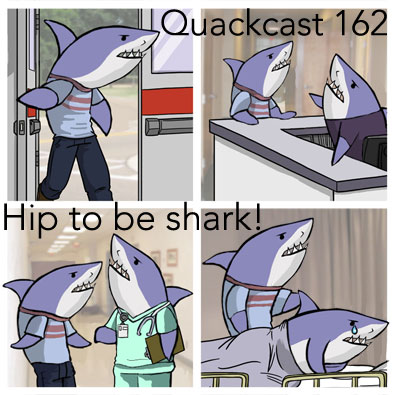 Episode 163 - Hip to be shark!