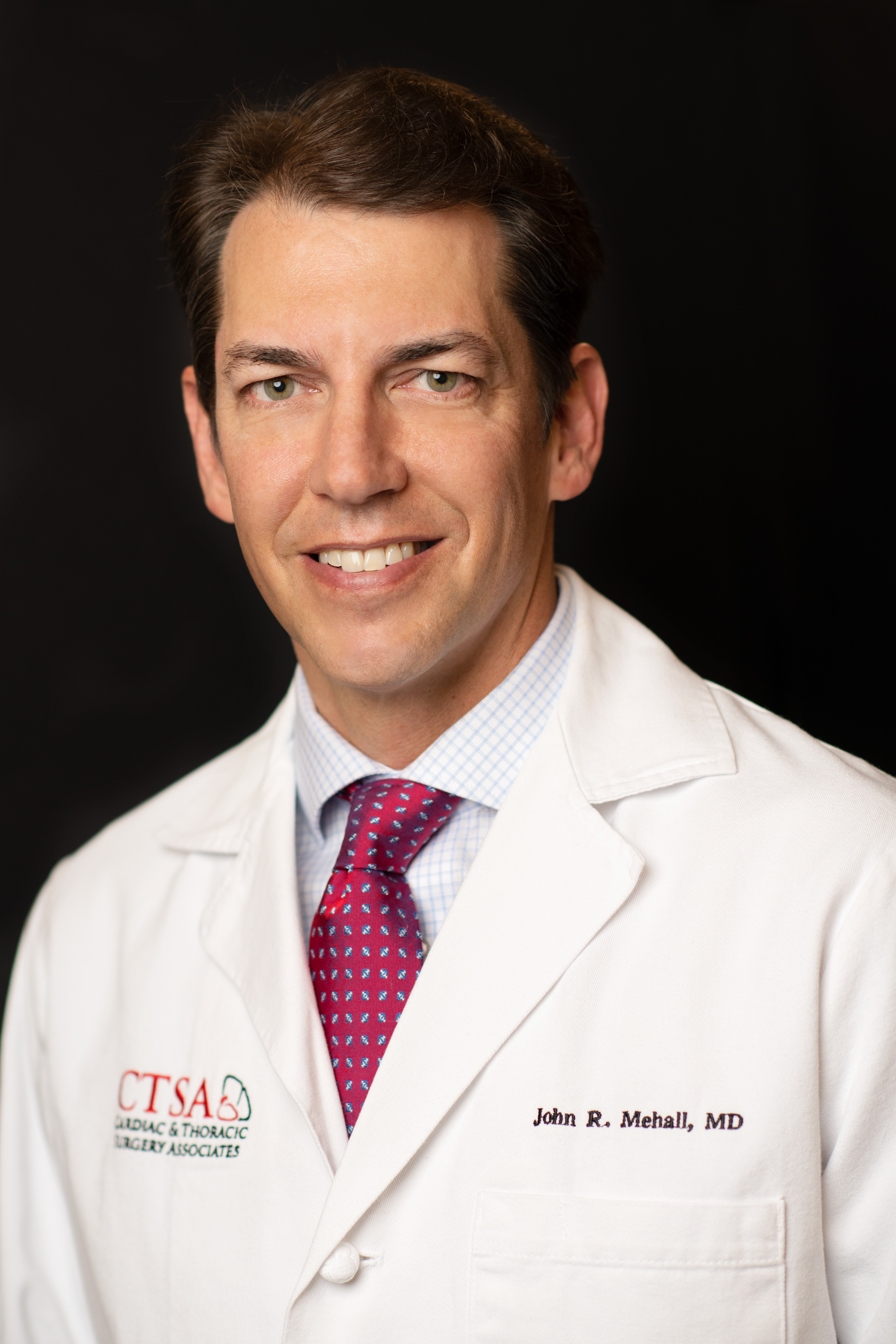 Dr. John Mehall