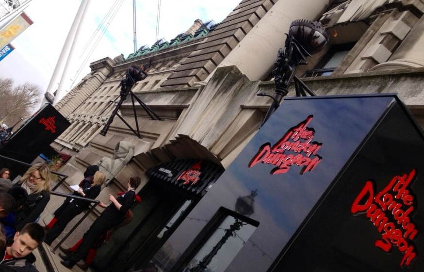 tspp #226- The NEW London Dungeon: Preview & Review! 3/16/13