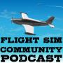 Artwork for FlightSim Community Podcast #8 Pt.1 - Jonfly Interview: The Simmer