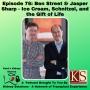 Artwork for Episode 78: Ben Street & Jasper Sharp - Ice Cream, Schnitzel, and the Gift of Life