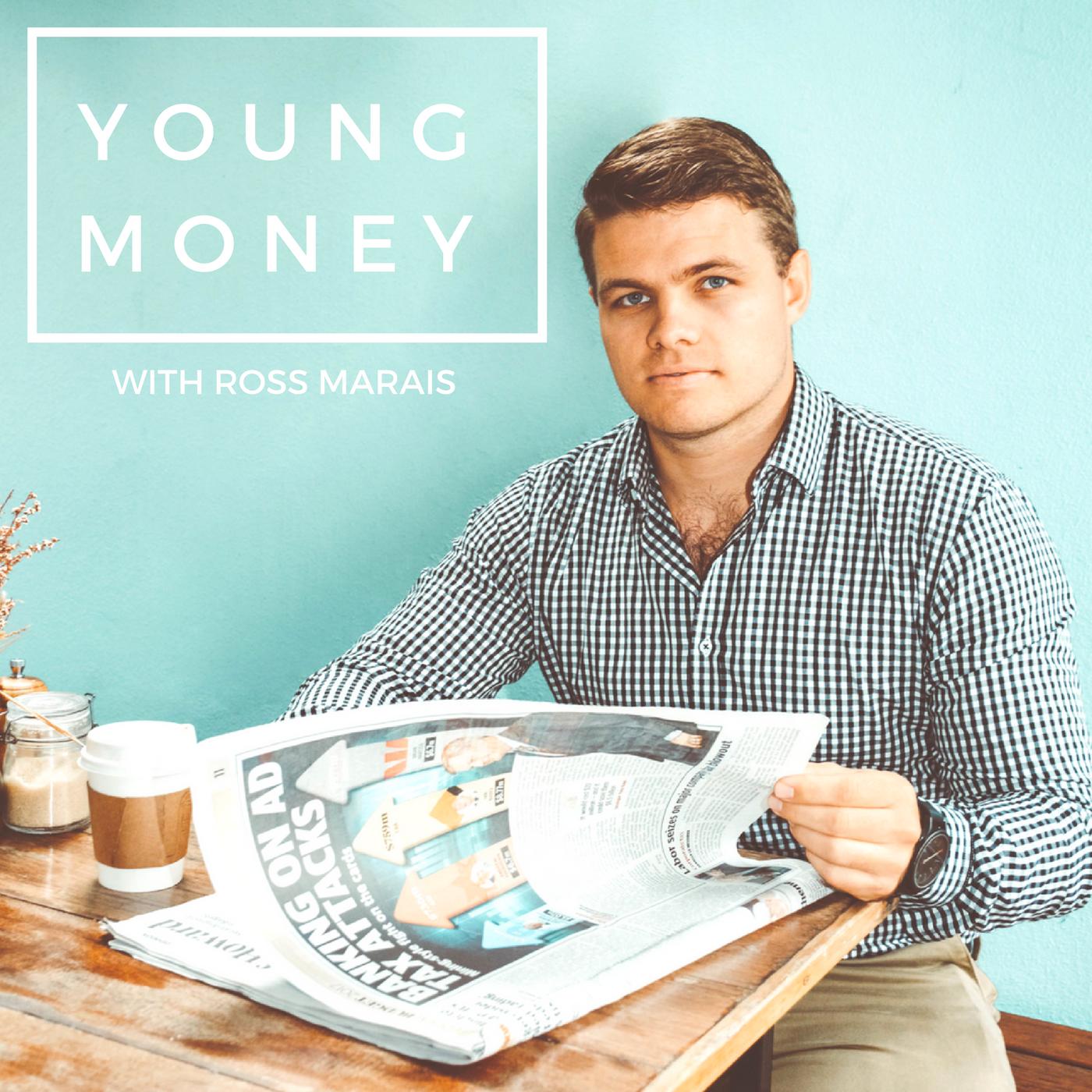 Young Money with Ross Marais  show art