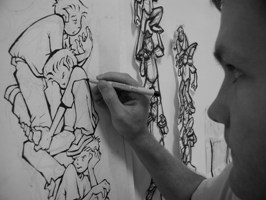 Patrick Smith - Artist and Animator