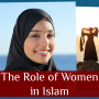 Artwork for The Role of Women in Islam