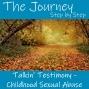 Artwork for Talkin' Testimony - Childhood Sexual Abuse