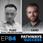 Artwork for 84: Bridging the Gap Between Millennials and Baby Boomers - Tony Fleo & Sean Caho - Social Venture Partners of Dallas