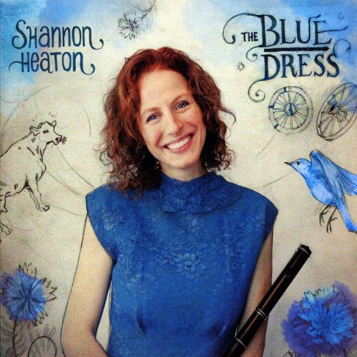 Shannon Heaton - Blue Dress