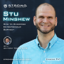 Artwork for How to Overcome Entrepreneur Burnout with Stu Minshew