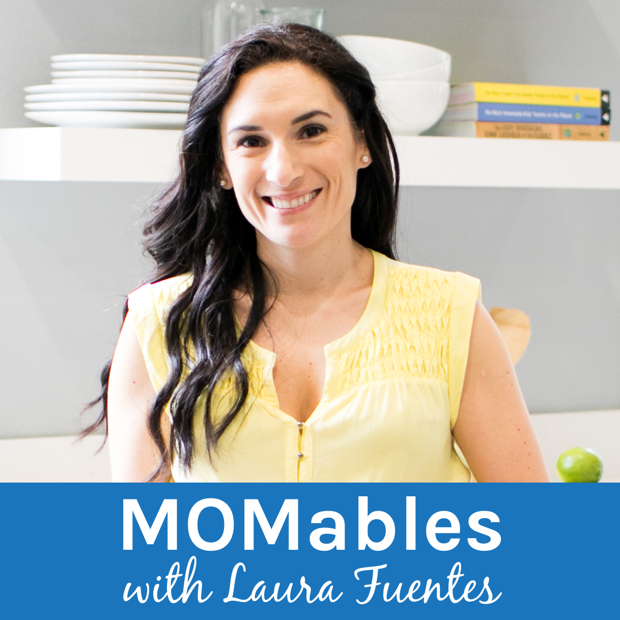 MOMables Podcast show art