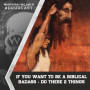 Artwork for #DOUGCAST:  If You Want To Be A Biblical BadA** - Do These 2 Things