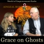 Artwork for 193: Grace, a 10-year old, on Ghosts