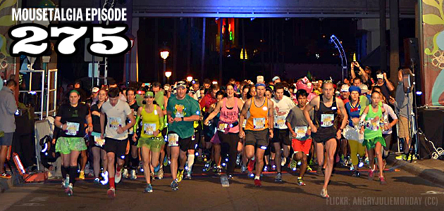 Mousetalgia Episode 275: Tinker Bell Half Marathon trip report