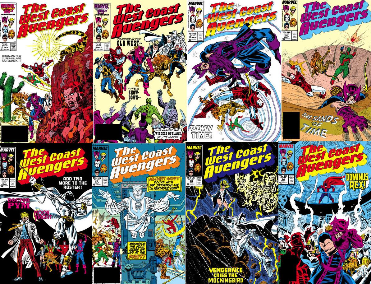 Image result for marvel comics presents 4