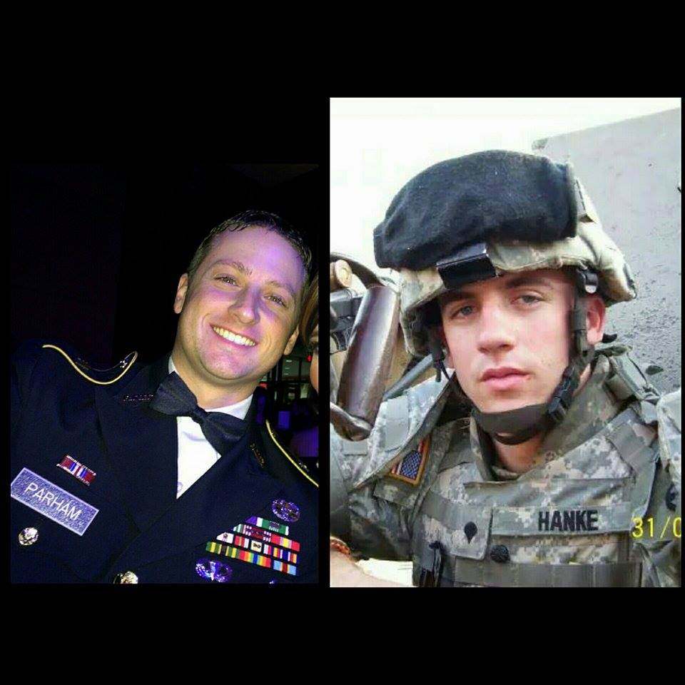 Episode 29 - Wil Hanke and Brandon Parham (Veteran's Day Special)