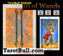 Artwork for The Tarot Bull Podcast: 10 of Wands