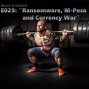 """Artwork for E029: """"Ransomware, M-Pesa and Currency War"""" - 12/6/2016"""