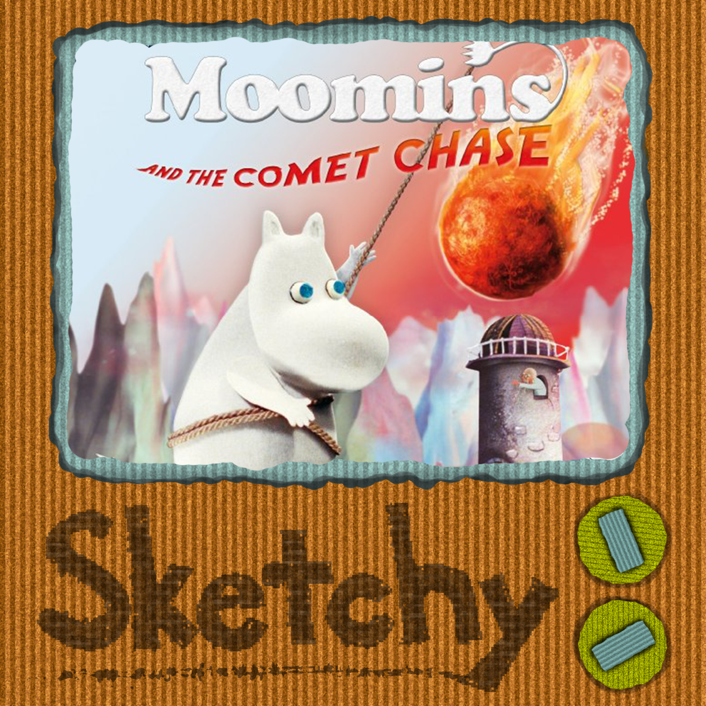 Episode 249 - Moomins and the Comet Chase