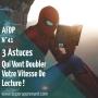 Artwork for 41|3 Astuces Qui Vont Doubler Votre Vitesse De Lecture !