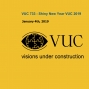 Artwork for VUC733 - Shiny New Year