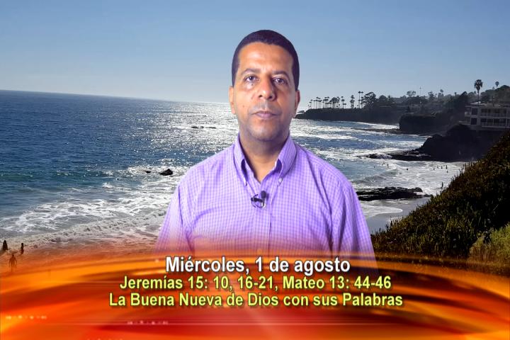 Artwork for Dios te Habla con Oscar Arlés Soto Varona;  Tema el hoy: Proclamar la Buena Nueva de Dios con sus palabras