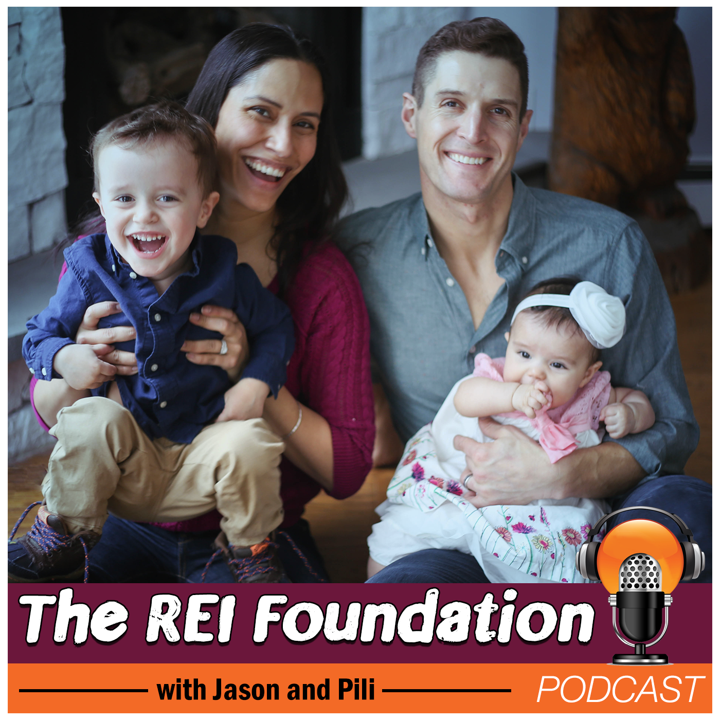 Artwork for Ep. 113 What's Your Biggest Fear? FOUNDATION INSPECTION FRIDAY