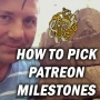 Artwork for How to Pick Patreon Milestones for Musicians #242