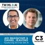Artwork for Transforming Oil & Gas with AI with Adi Bhashyam and Daniel Jeavons - TWIML Talk #279