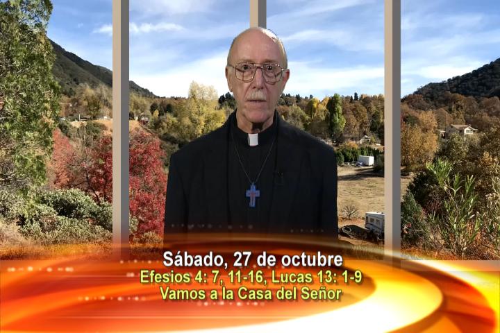 Artwork for Dios te Habla con Fr. Lenny de Pasquale; Tema el hoy: Vamos a la casa del Señor.