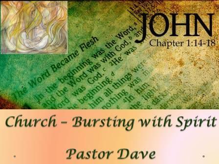 a Church Bursting with Spirit