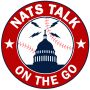 Artwork for Nats Talk On The Go: Episode 83