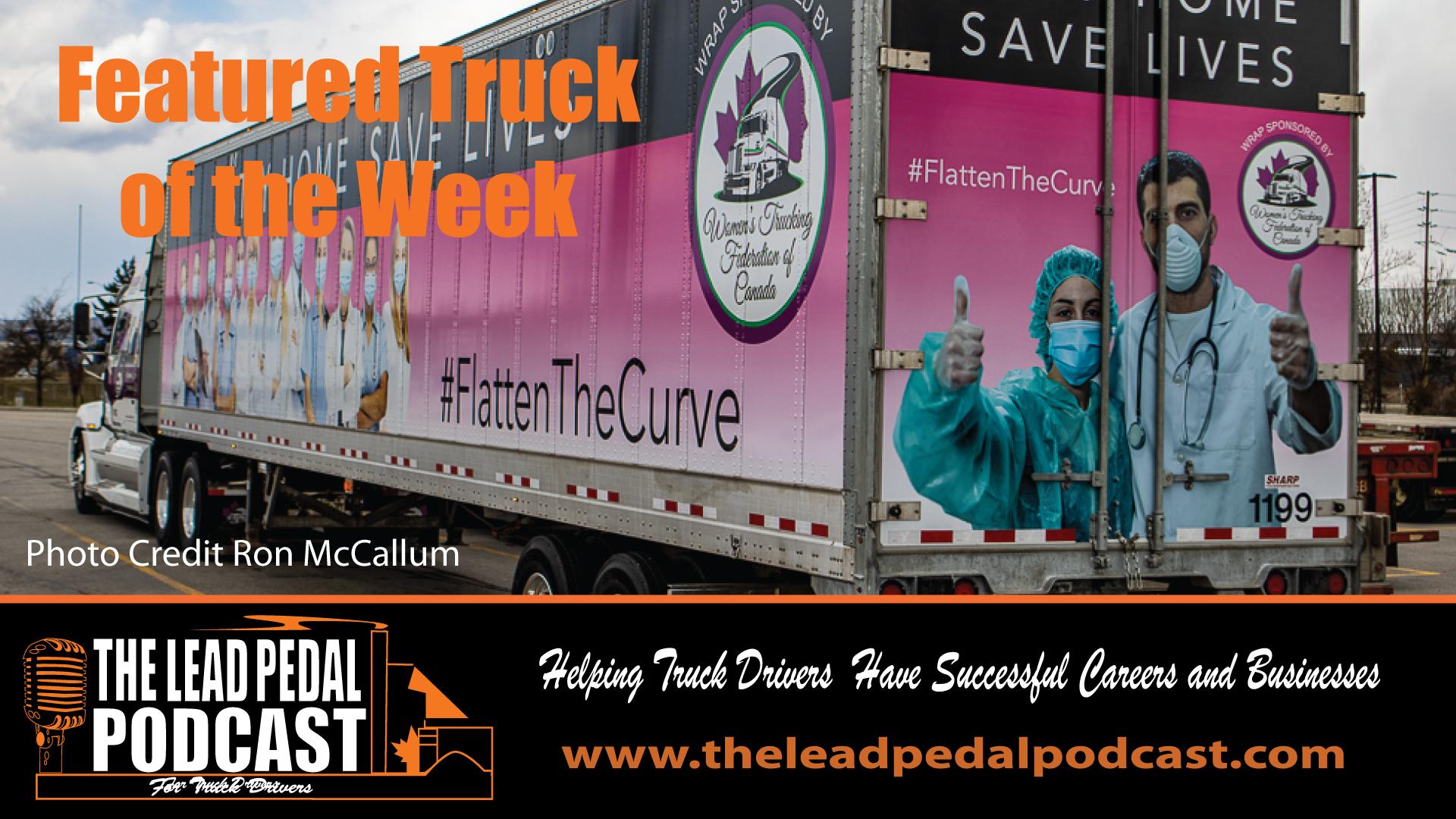 Flatten the Curve-Featured truck