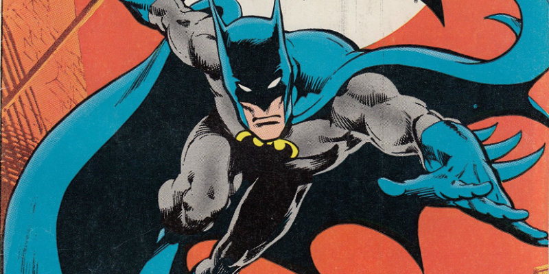 Untold Legend of the Batman