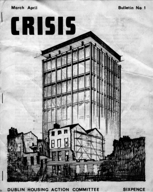 Building Up And Tearing Dublin Down: Housing and the 1960s