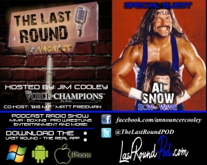 TLR #25 Al Snow ECW - WWE