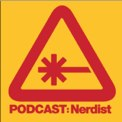 the nerdist is hosted with libsyn