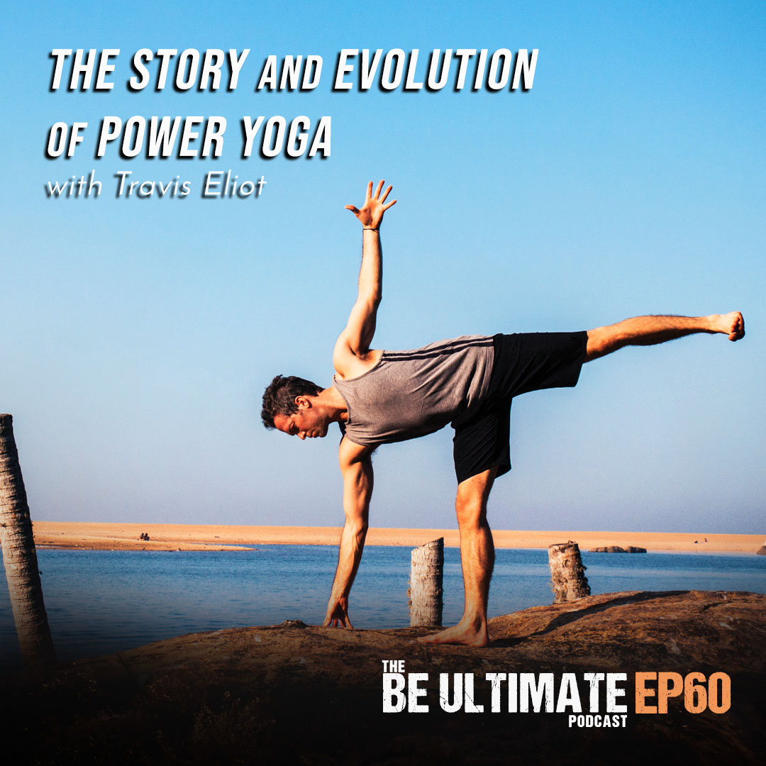 Artwork for The Story and Evolution of POWER YOGA