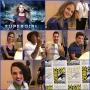 Artwork for Episode 789 - SDCC: Supergirl w/ Melissa Benoist/Katie McGrath/Jeremy Jordan/Mehcad Brooks/Chris Wood/Odette Annable!