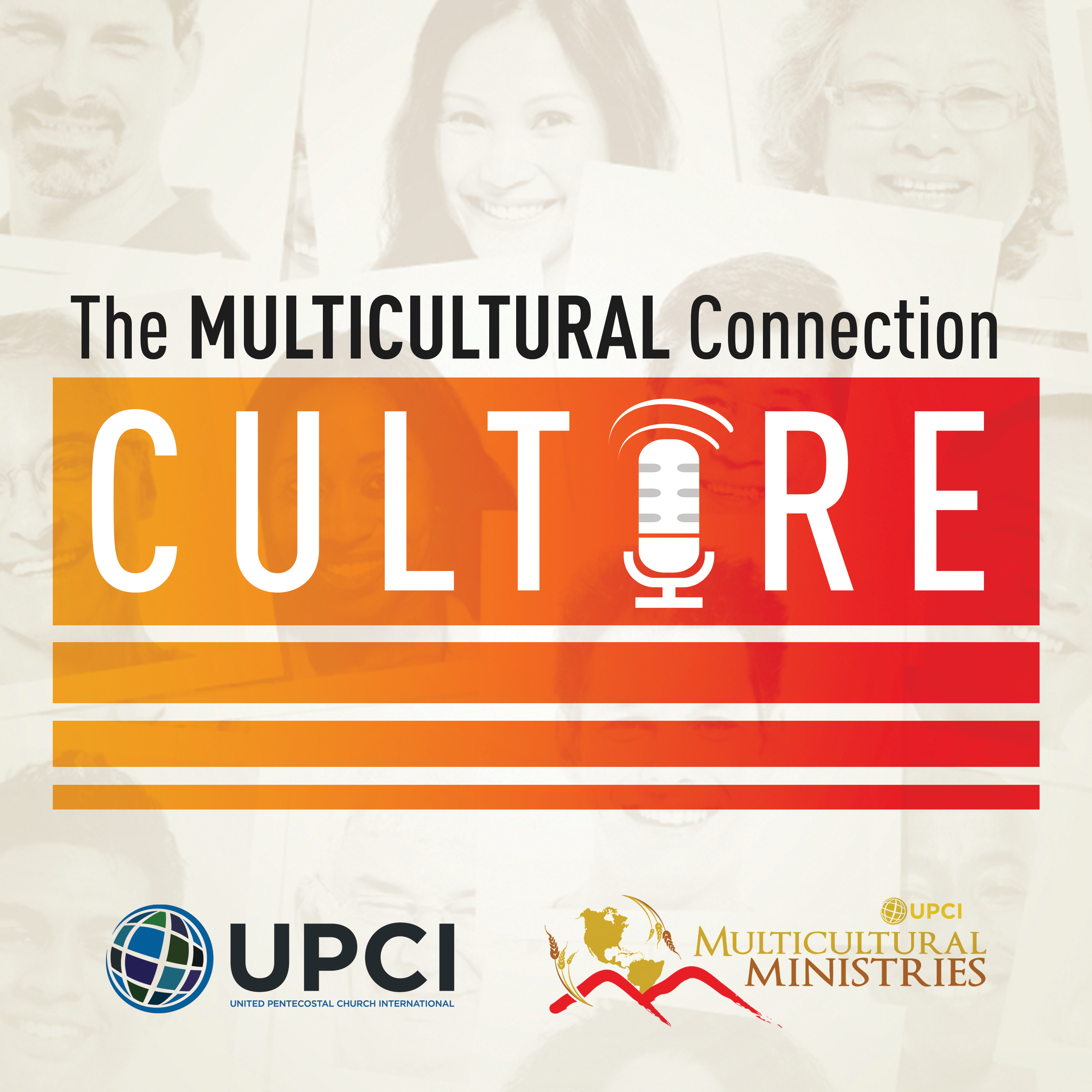 Multicultural Ministries Connect show art
